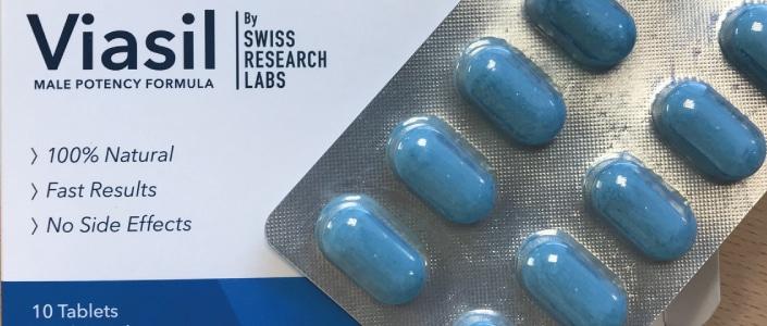 Viasil - natural erectile dysfunction supplements for men