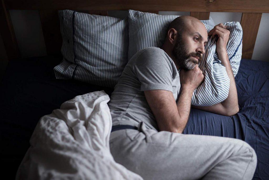 causes and symptoms of low libido in men
