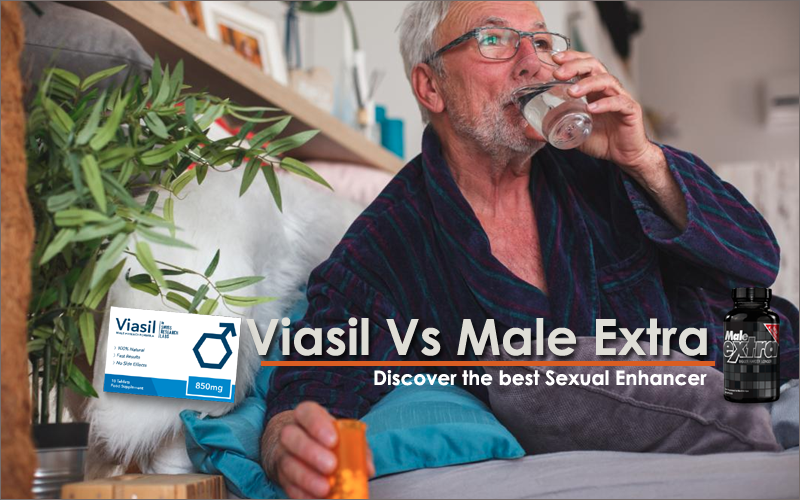 Viasil vs Male Extra