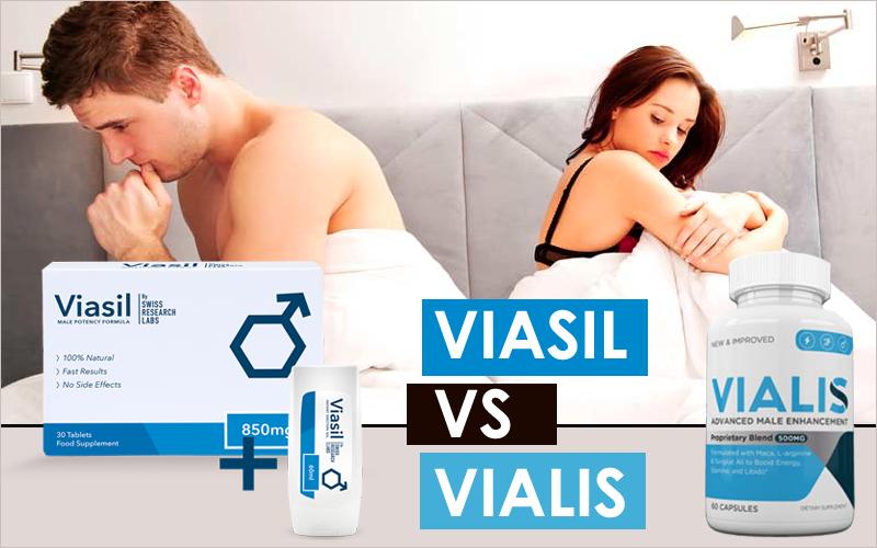 Viasil vs Vialis